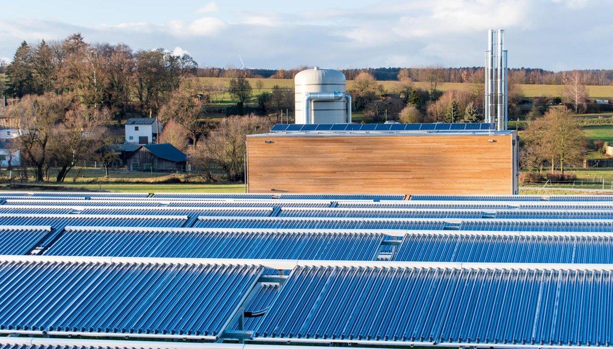 """Aufzeichnung des Webseminars: """"Erfolgreiche Ansätze für die Dekarbonisierung bestehender Wärmenetze"""""""