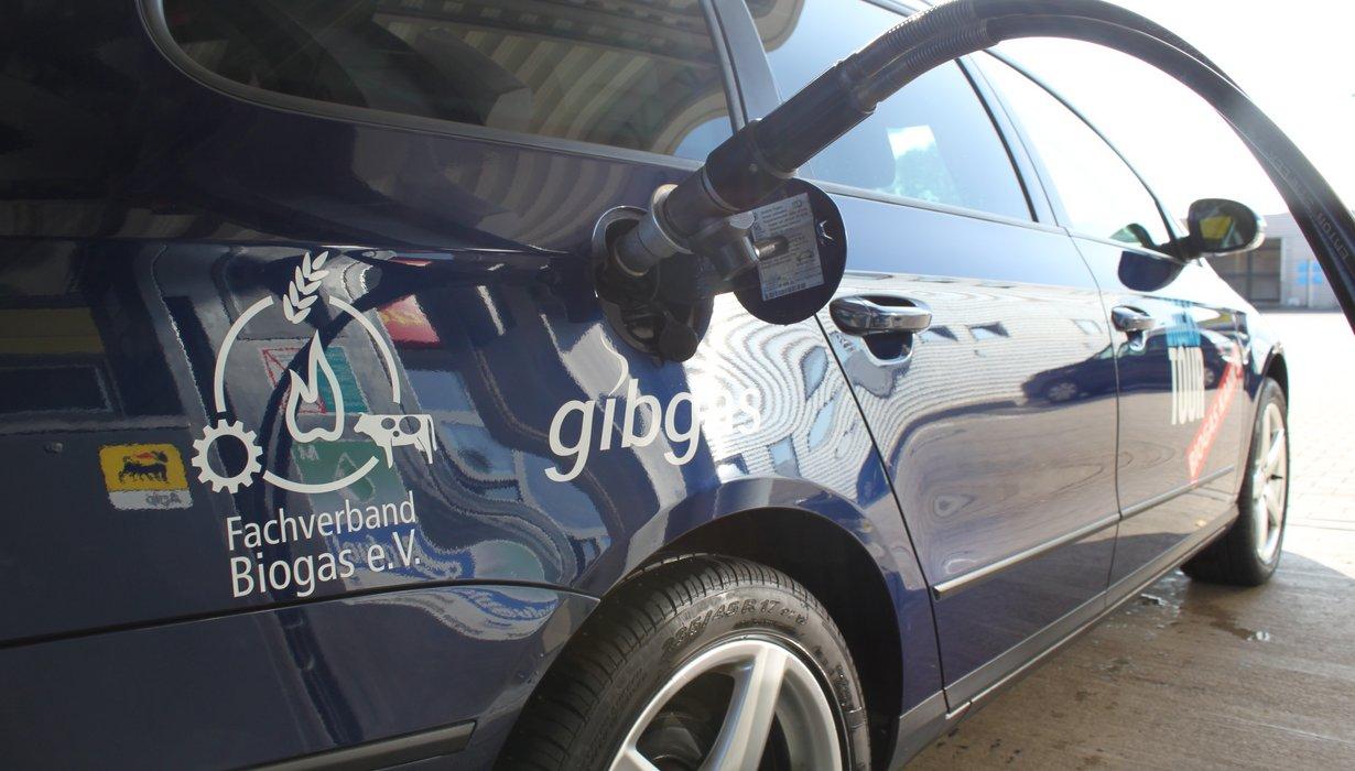 Aufzeichnung des Webseminars: Erneuerbare im Verkehrssektor - Einblicke in die Nutzung von Biomethan als Kraftstoffalternative