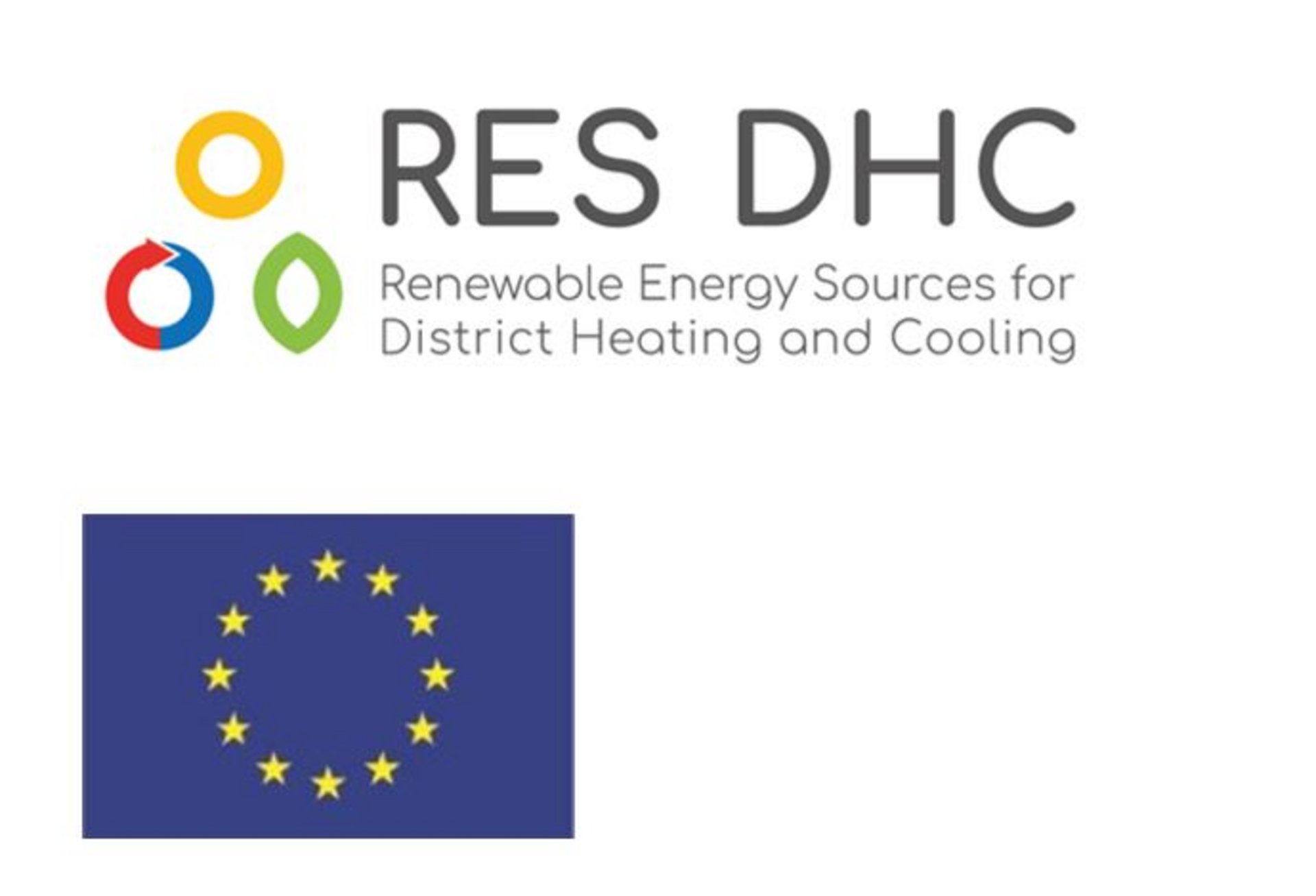 Logo EU, Logo RES DHC