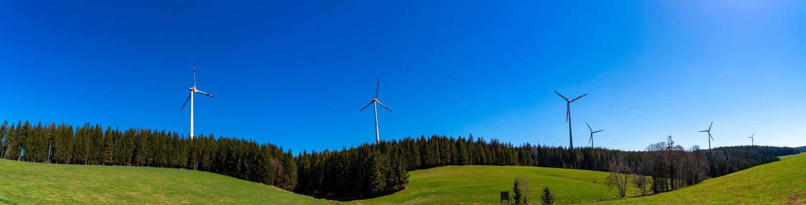 Windenergieanlagen St. Peter, ©Plattform EE BW, A. Jung