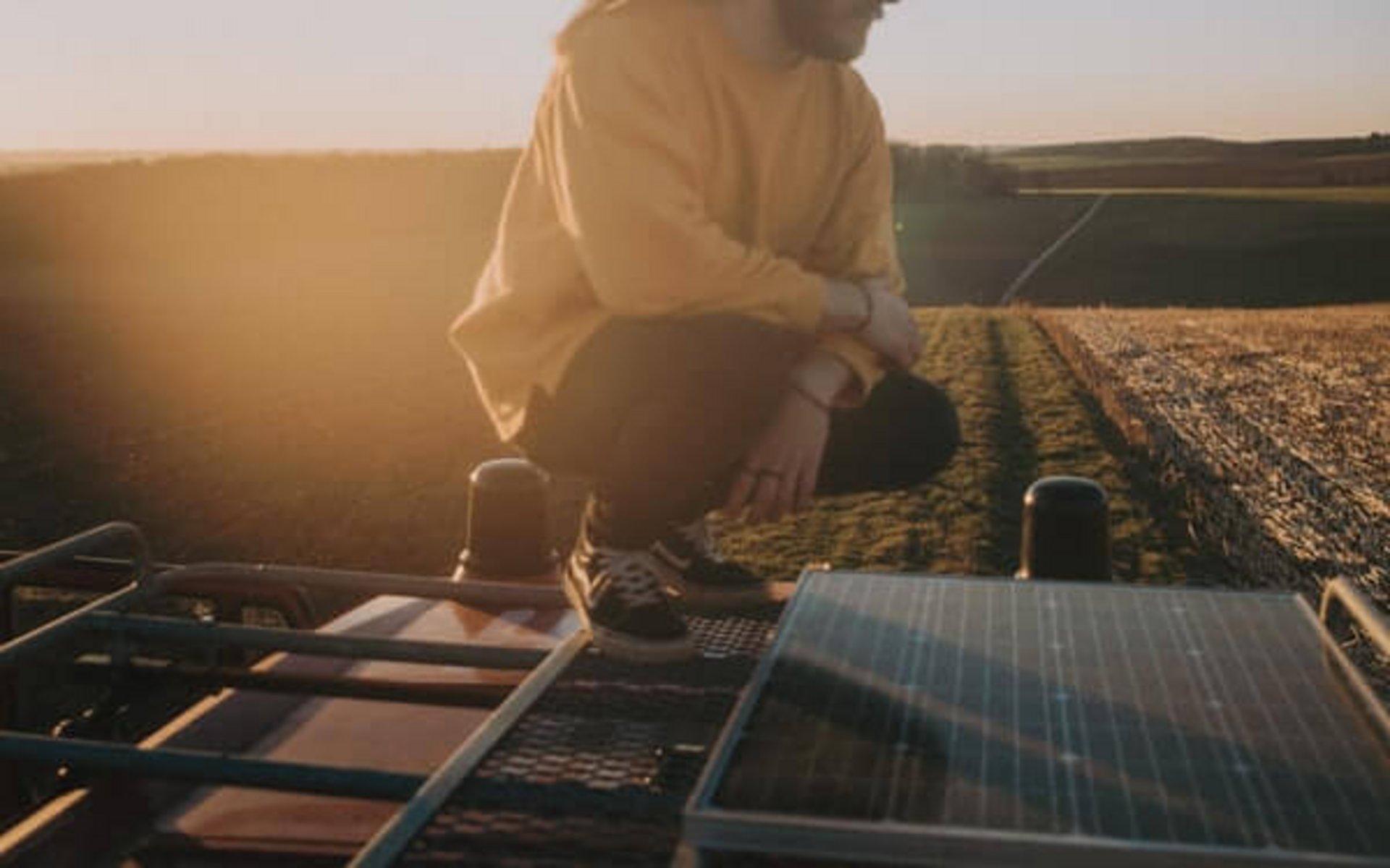 Vorschaubild Solarpanel