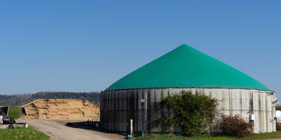 Biogasanlage in Überlingen, ©Plattform EE BW, A. Jung