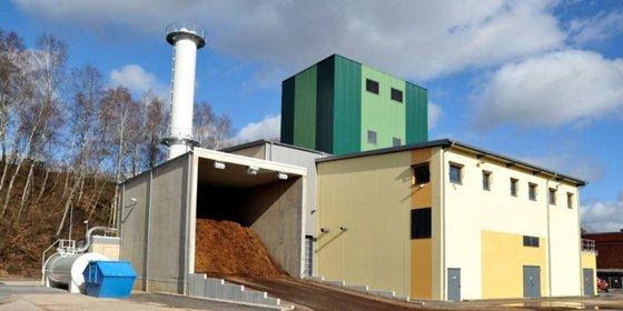 Biomasseheizkraftwerk Warndt