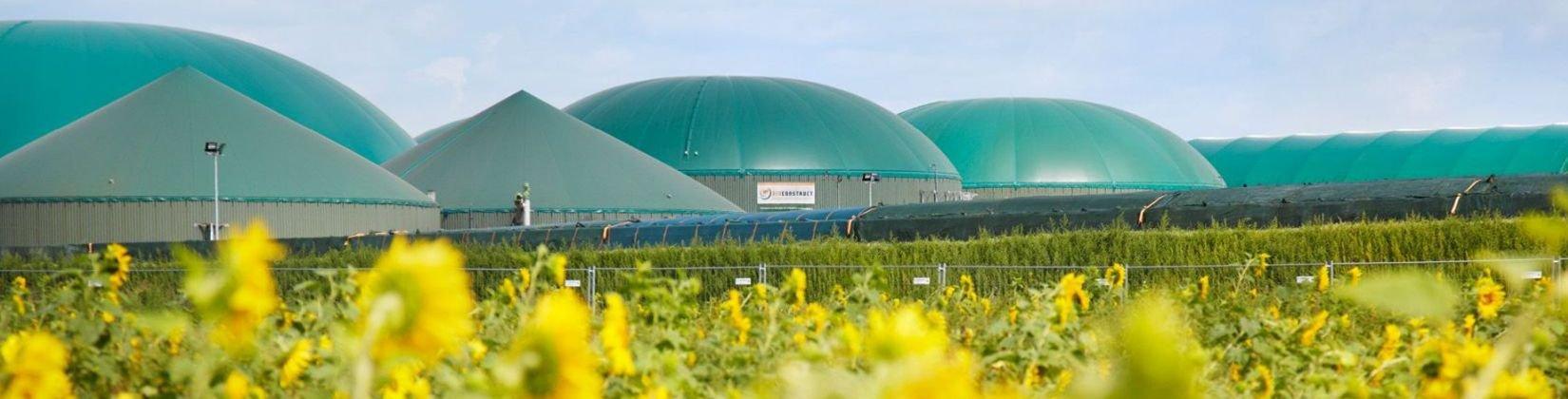 Biogasanlage, © Fachverband Biogas e.V.