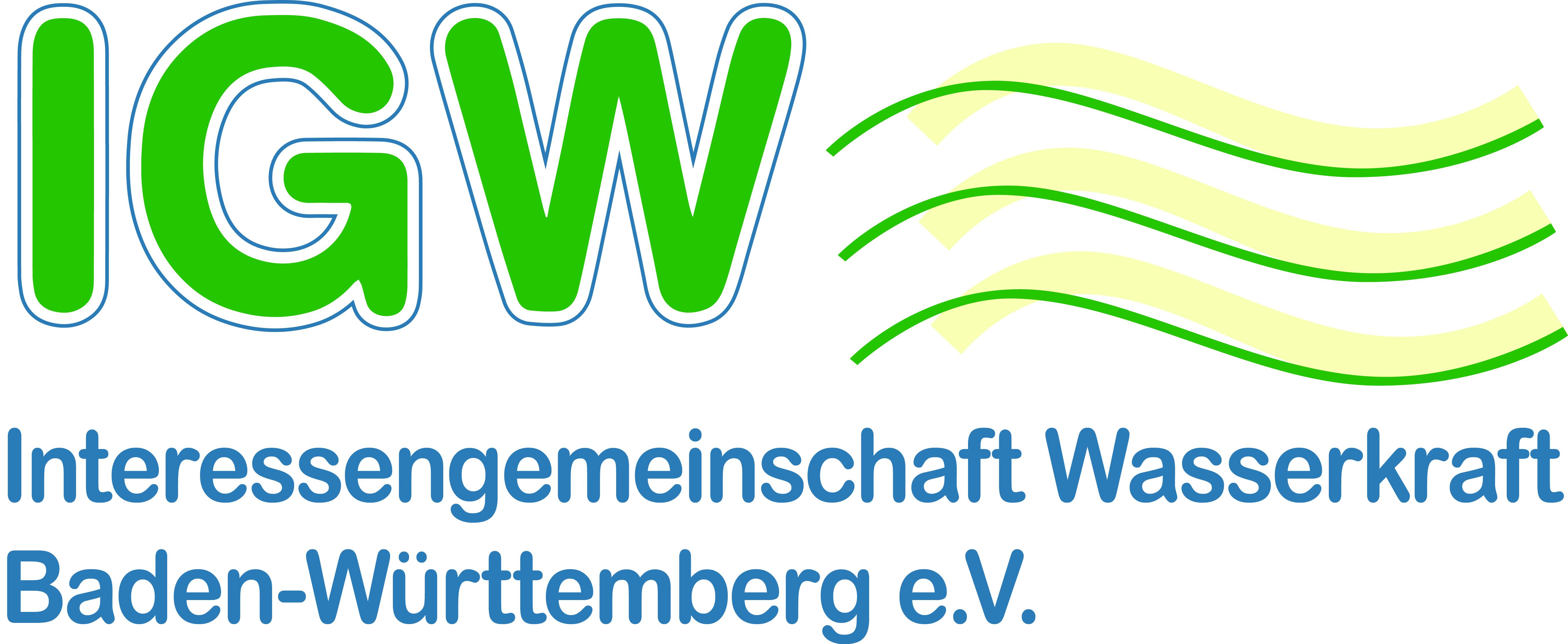 IGW Interessengemeinschaft Wasserkraft Baden-Württemberg e.V.